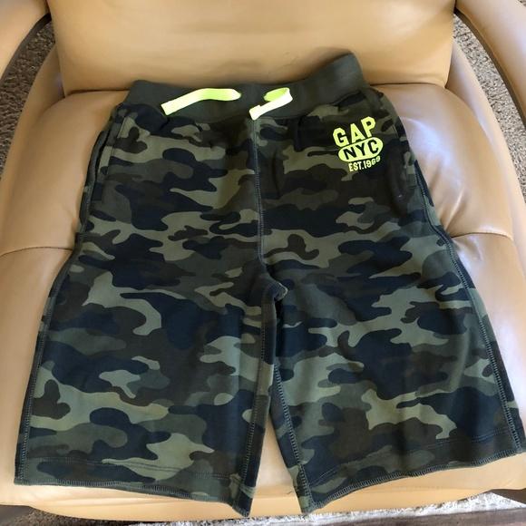 Gap Other - Gap Camouflage Boys Shorts